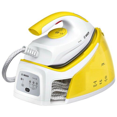 Парогенератор Bosch TDS 2120 желтый/белый