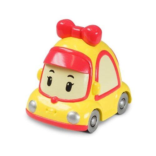 Легковой автомобиль Silverlit Робокар Поли Мини (83253) желтый/красный
