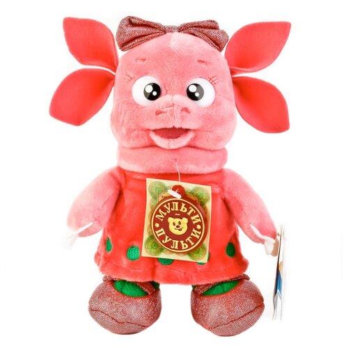 Мягкая игрушка Мульти-Пульти Лунтик и его друзья Луня 18 см