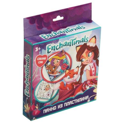 Пластилин CENTRUM Панно Enchantimals (88677)