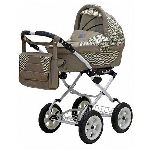 Универсальная коляска Teddy Angelina PKL (2 в 1) RO02