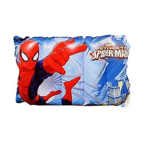 Надувная подушка Bestway Spider-Man 98013 BW голубой/красный