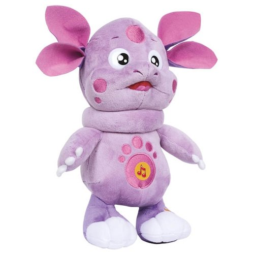 Мягкая игрушка Мульти-Пульти Лунтик 18 см, муз. чип
