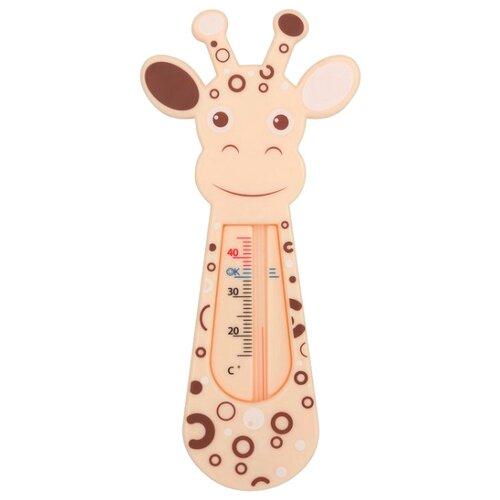 Безртутный термометр ROXY-KIDS Giraffe бежевый