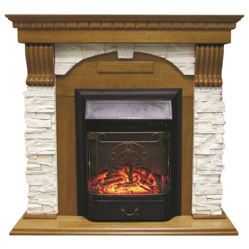 Электрический камин Royal Flame Majestic FX + портал Dublin