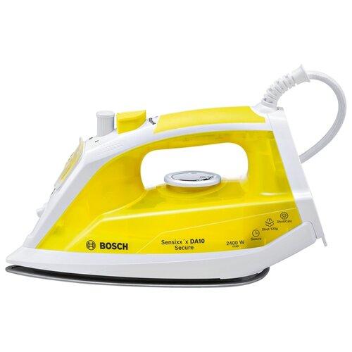 Утюг Bosch TDA 1024140 желтый/белый