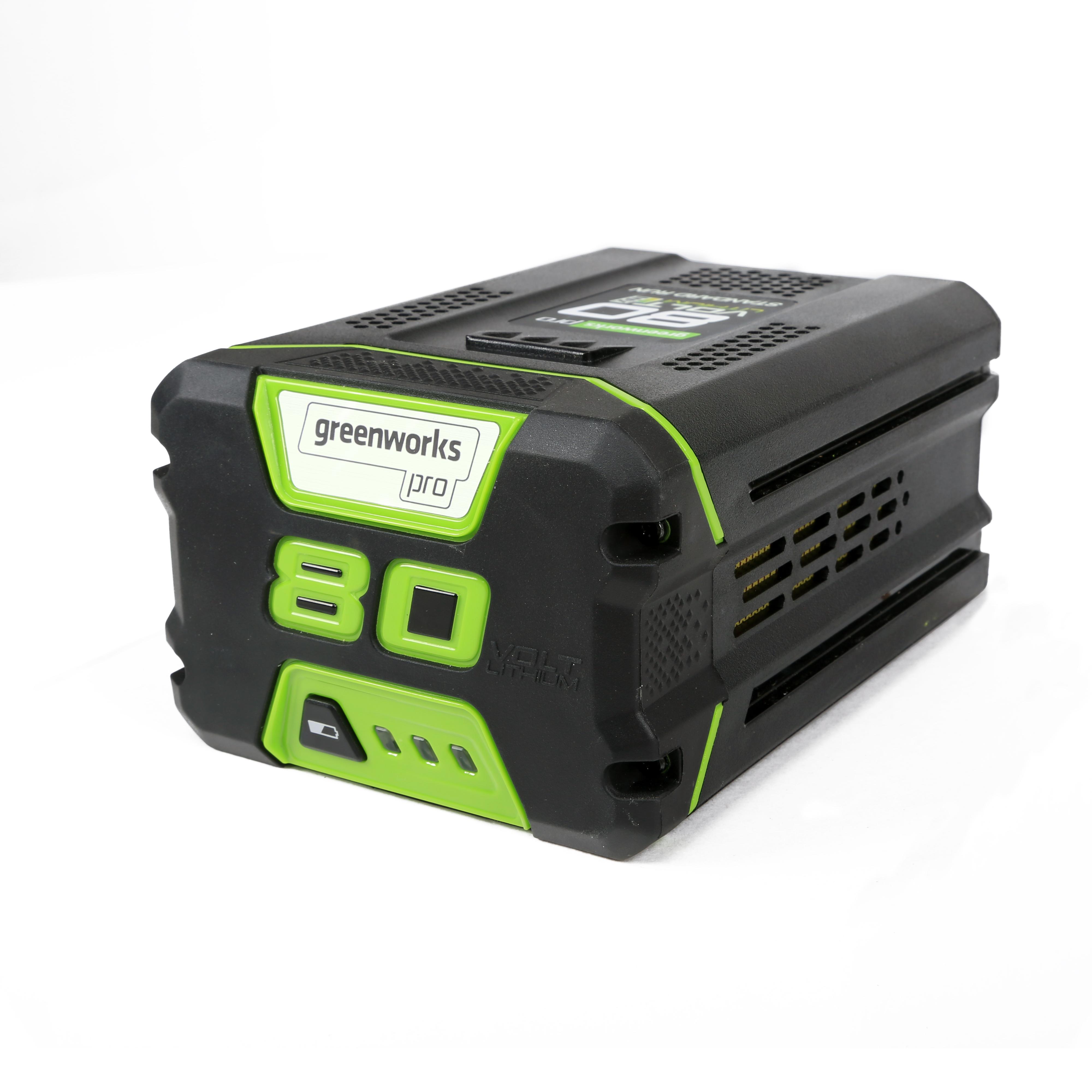 Аккумулятор Greenworks 80В 2Ач li-ion (g80b2 2901207)
