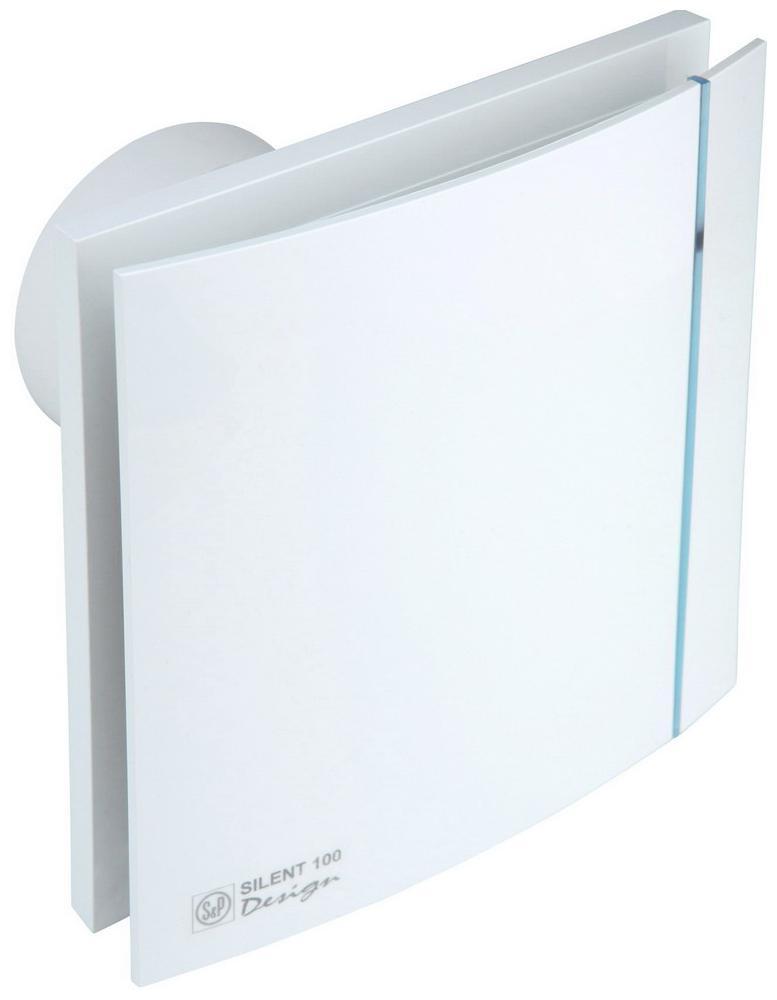 Вентилятор Soler#and#palau Silent-100 cz design