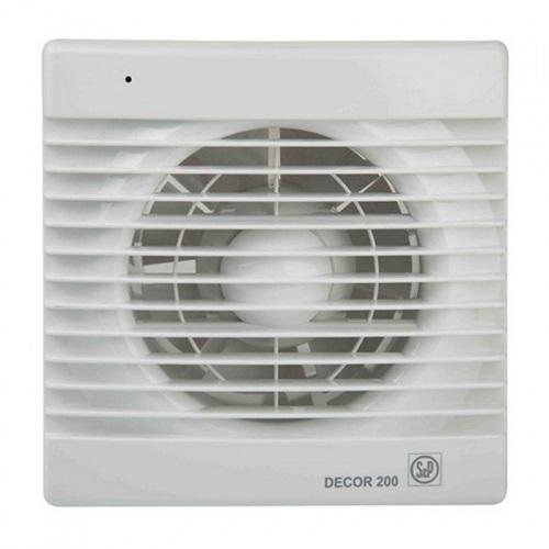 Вентилятор Soler#and#palau Decor 100cr