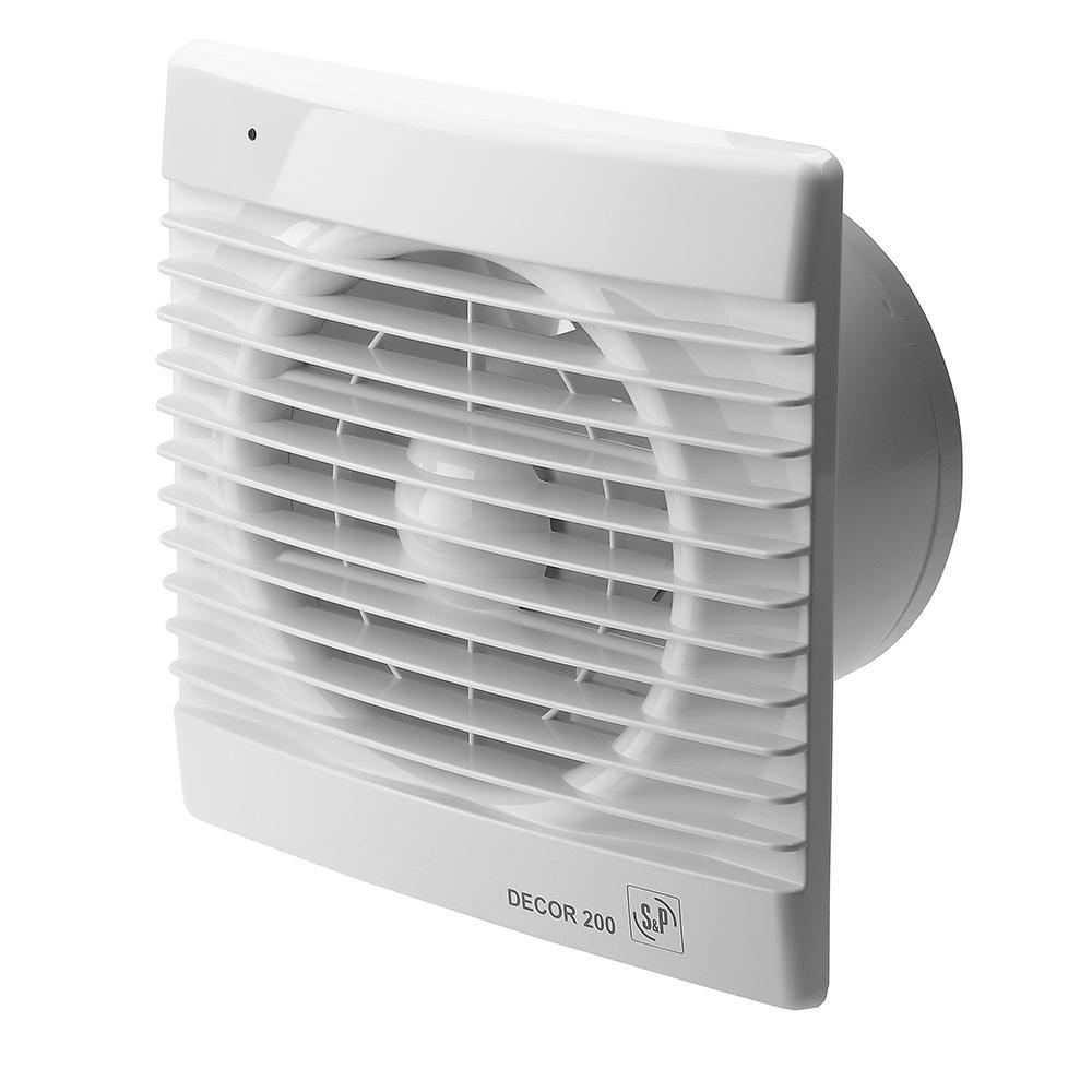 Вентилятор Soler#and#palau Decor 200c