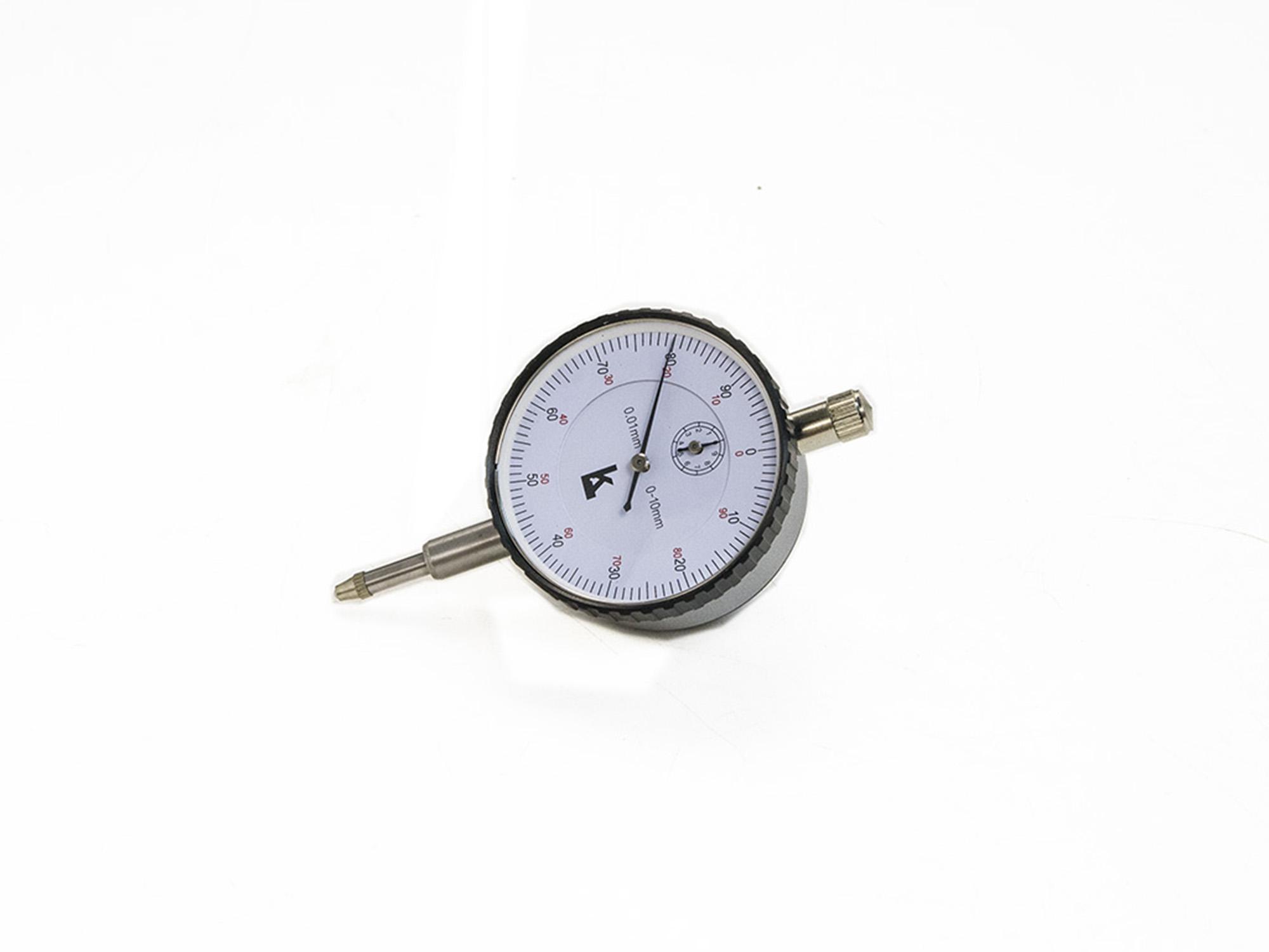 Индикатор КАЛИБРОН часового типа ИЧ 0-10 0.01 с ушком кл.1