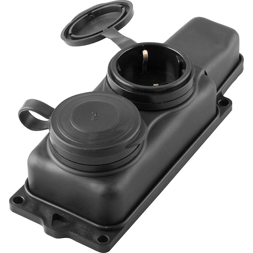 Розетка кабельная STEKKER RST16-22-44