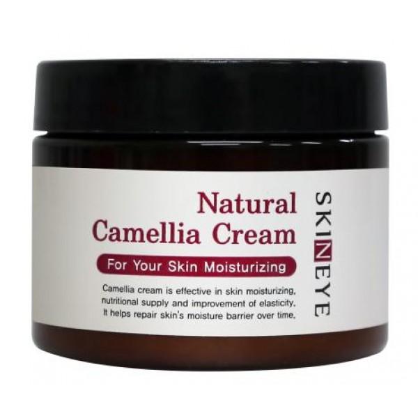 Крем для лица skineye natural camellia cream