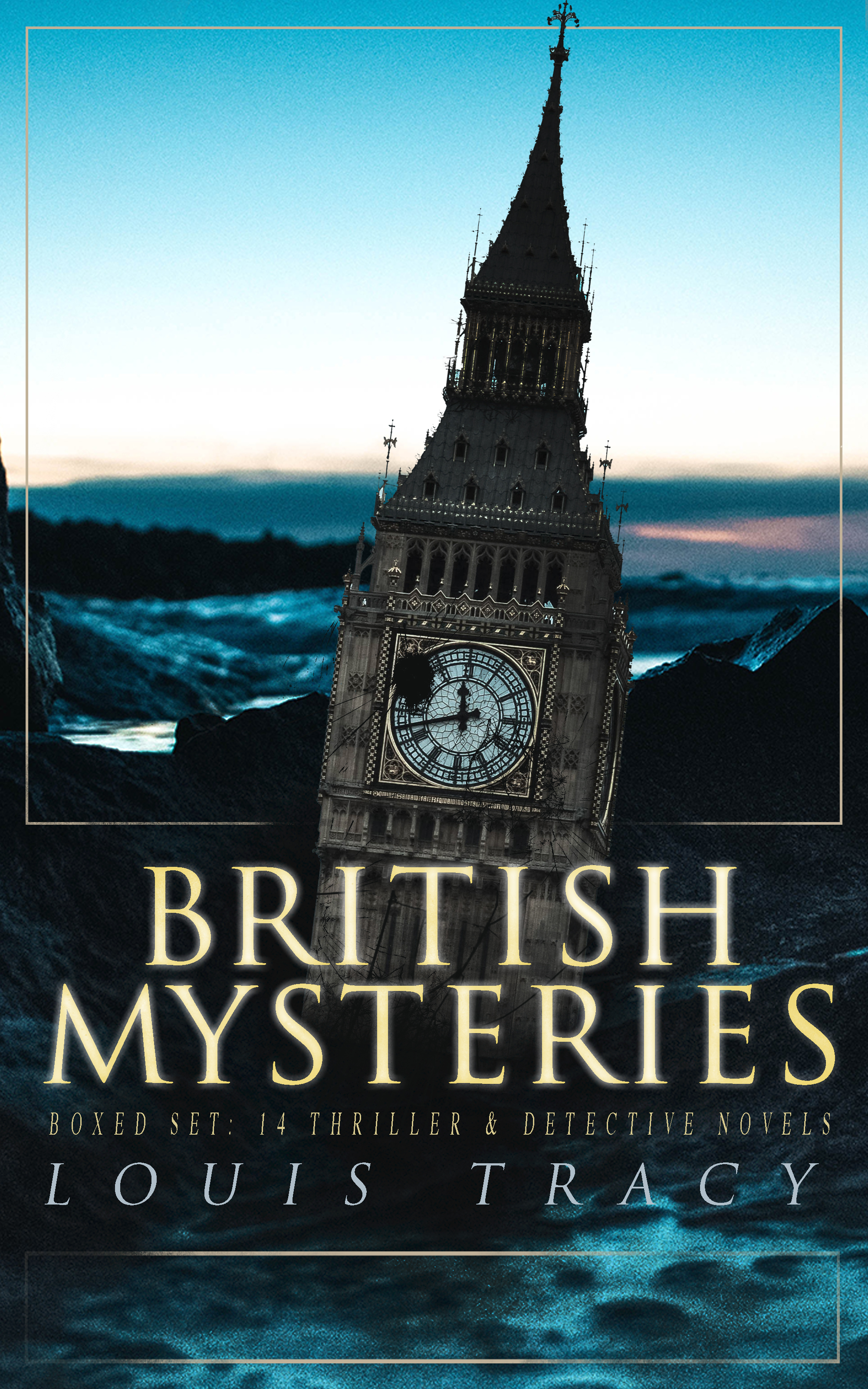 BRITISH MYSTERIES Boxed Set: 14 Thriller #and# Detective Novels