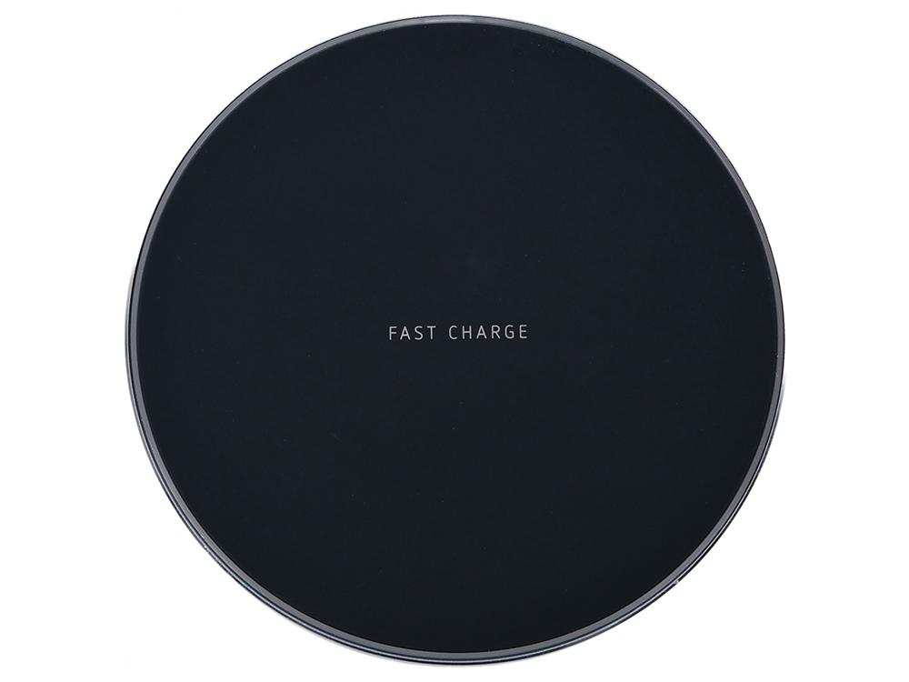 Беспроводное зарядное устройство LAB.C Wireless Fast Charging Pad. Цвет черный.