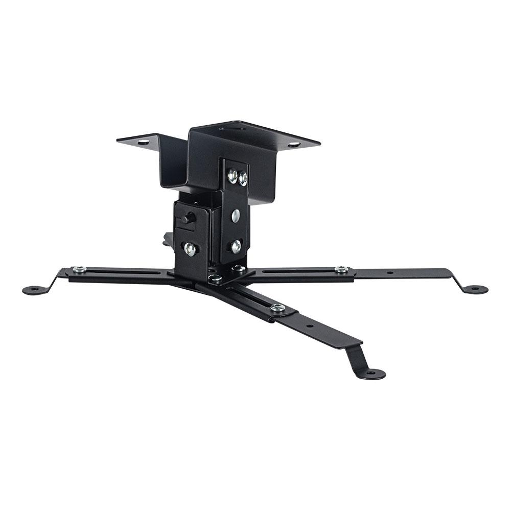 Кронштейн для проекторов VLK TRENTO-81 Черный потолочный, наклонно-поворотный, до 15 кг
