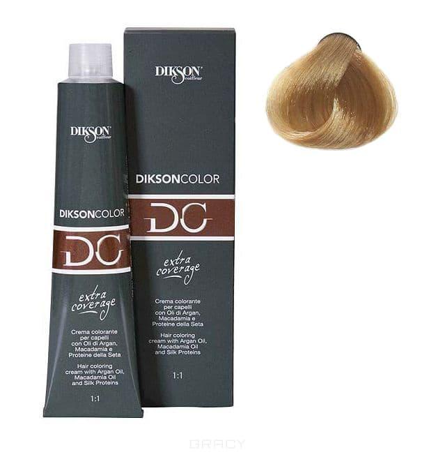 Стойкая парфюмированная крем-краска для волос Extra Coverage, 120 мл (8 оттенков) 121-09 9,00 Dikson extra coverage 9N/E очень светло-русый