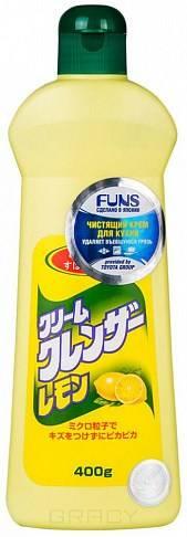 Крем чистящий для кухни и посуды с ароматом лимона, 400 гр