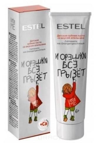 Детская зубная паста со вкусом апельсина Эстель Toothpaste Orange, 50 мл