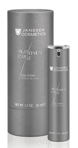 Реструктурирующий дневной крем с пептидами и коллоидной платиной Platinum Care