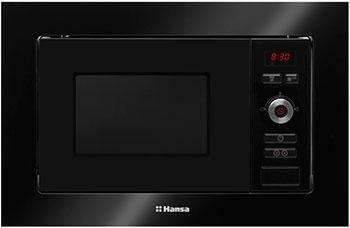 Встраиваемая микроволновая печь свч HANSA AMM 20 BESH