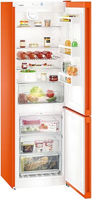 Двухкамерный холодильник LIEBHERR CNNO 4313-20
