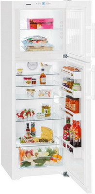 Двухкамерный холодильник LIEBHERR CTP 3316-22