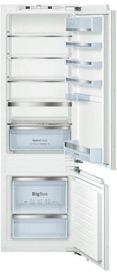 Встраиваемый двухкамерный холодильник BOSCH KIS 87 AF 30 R