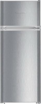 Двухкамерный холодильник LIEBHERR CTEL 2531-20