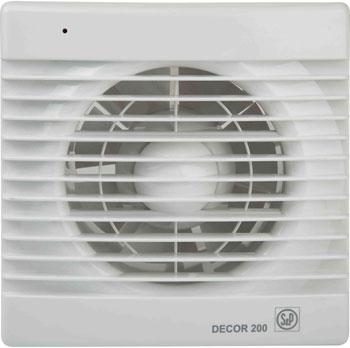 Вытяжной вентилятор SOLER AND PALAU SOLER #AND# PALAU SILENT-100 CZ