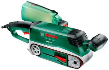 Ленточная шлифовальная машина BOSCH PBS 75 A (06032 A 1020)