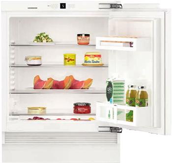 Встраиваемый однокамерный холодильник LIEBHERR UIK 1510-21