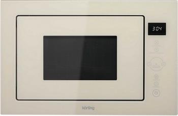 Встраиваемая микроволновая печь свч KORTING KMI 825 TGB