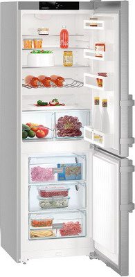 Двухкамерный холодильник LIEBHERR CUEF 3515-20