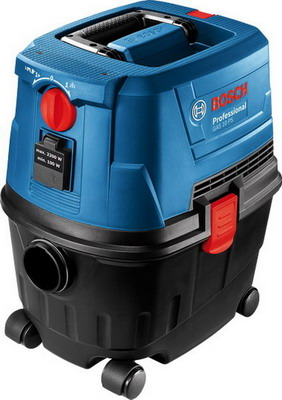 Строительный пылесос BOSCH GAS 15 PS 06019 E 5100