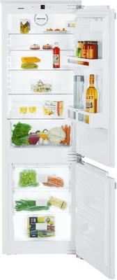 Встраиваемый двухкамерный холодильник LIEBHERR ICUN 3324-20
