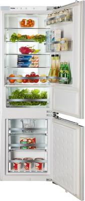 Встраиваемый двухкамерный холодильник HAIER BCFT 629 TWRU