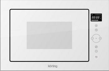 Встраиваемая микроволновая печь свч KORTING KMI 825 TGW