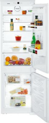 Встраиваемый двухкамерный холодильник LIEBHERR ICUNS 3324-20