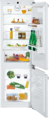 Встраиваемый двухкамерный холодильник LIEBHERR ICU 3324-20