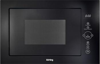 Встраиваемая микроволновая печь свч KORTING KMI 825 TGN