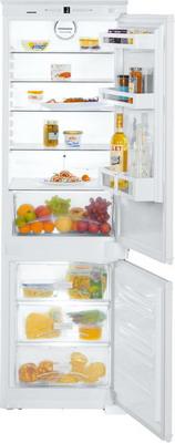 Встраиваемый двухкамерный холодильник LIEBHERR ICS 3324-20
