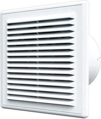 Вентилятор вытяжной с антимоскитной сеткой обратным клапаном AURAMAX C 4S C