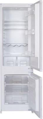 Встраиваемый двухкамерный холодильник ASCOLI ADRF 229 BI