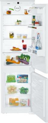 Встраиваемый двухкамерный холодильник LIEBHERR ICUS 3324-20