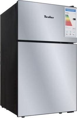 Двухкамерный холодильник TESLER RCT-100 MIRROR