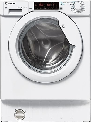 Встраиваемая стиральная машина CANDY CBWD 8514 TWH-07