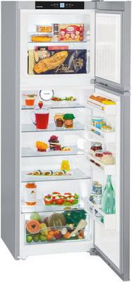 Двухкамерный холодильник LIEBHERR CTSL 3306-22