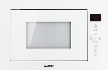 Встраиваемая микроволновая печь свч EXITEQ EXM-106 WHITE