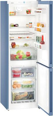 Двухкамерный холодильник LIEBHERR CNFB 4313-20